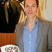 NLD/Arnhem/20111114 - Presentatie Goud op je Bord, Kamiel Maasse