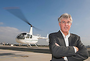 Kurt Robinson, CEO of Robinson Helicopter