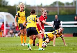Lauren Hemp of Bristol City Women runs with the ball - Mandatory by-line: Robbie Stephenson/JMP - 03/06/2017 - FOOTBALL - Stoke Gifford Stadium - Bristol, England - Bristol City Women v Arsenal Ladies - FA Women's Super League Spring Series