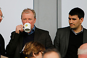 Derby County Manager Steve McClaren during the EFL Sky Bet Championship match between Burton Albion and Nottingham Forest at the Pirelli Stadium, Burton upon Trent, England on 11 March 2017. Photo by Richard Holmes.