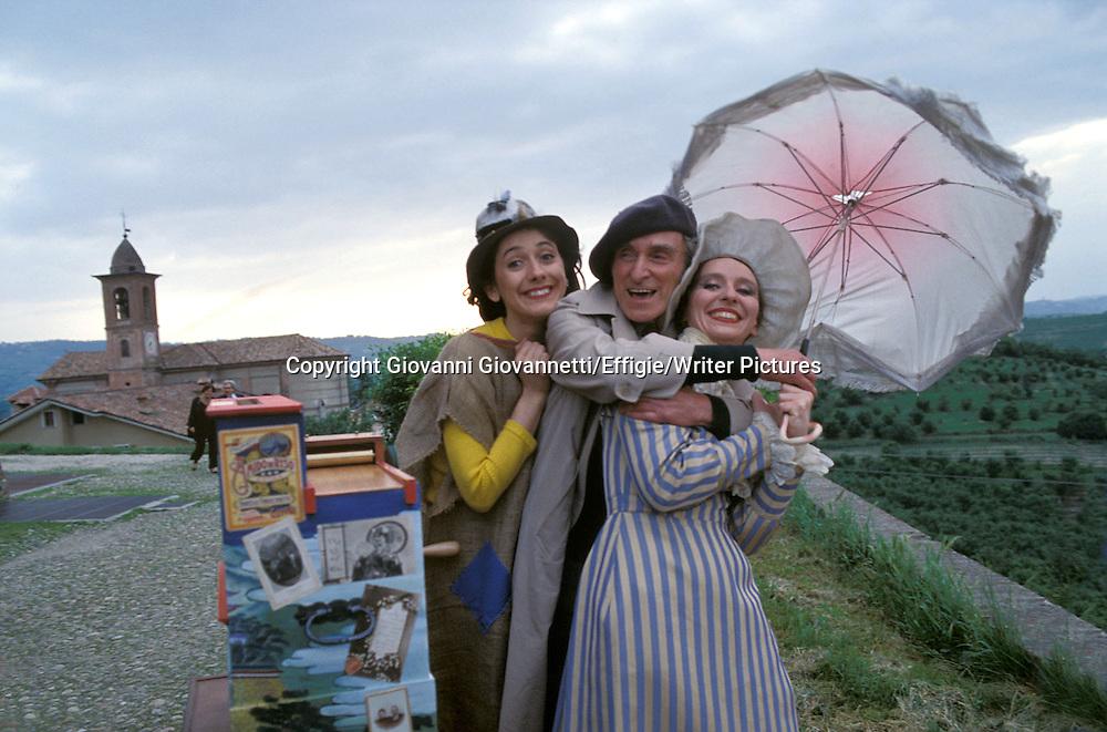 Guido Ceronetti e il Teatro dei Sensibili <br /> <br /> <br /> 26/02/2009<br /> Copyright Giovanni Giovannetti/Effigie/Writer Pictures<br /> NO ITALY, NO AGENCY SALES