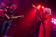 El Monstero performs live at The Pageant in St. Louis on December 23, 2010