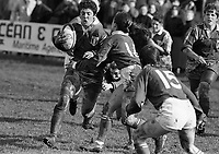 Ireland V France Womens International Rugby at Stradbrook, Dublin, 05/03/1995 (Part of the Independent Newspapers Ireland/NLI Collection).