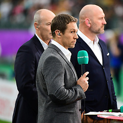 Former England international Jonny WILKINSON before  the Rugby World Cup 2019 Quarter Final match between England and Australia on October 19, 2019 in Oita, Japan. (Photo by Dave Winter/Icon Sport) - Jonny WILKINSON - Oita Stadium - Oita (Japon)