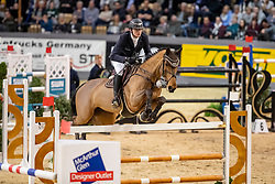 Haunhorst Max, GER, Chaccara<br /> Grand Prix Jumping<br /> Neumünster - VR Classics 2019<br /> © Hippo Foto - Stefan Lafrentz