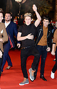 26.JANUARY.2013. CANNES<br /> <br /> NIALL HORAN AND ZAYN MALIK OF ONE DIRECTION ATTEND THE 2013 NRJ MUSIC AWARDS CEREMONY HELD AT THE PALAIS DES FESTIVALS IN CANNES, FRANCE.    <br /> <br /> BYLINE: EDBIMAGEARCHIVE.CO.UK<br /> <br /> *THIS IMAGE IS STRICTLY FOR UK NEWSPAPERS AND MAGAZINES ONLY*<br /> *FOR WORLD WIDE SALES AND WEB USE PLEASE CONTACT EDBIMAGEARCHIVE - 0208 954 5968*
