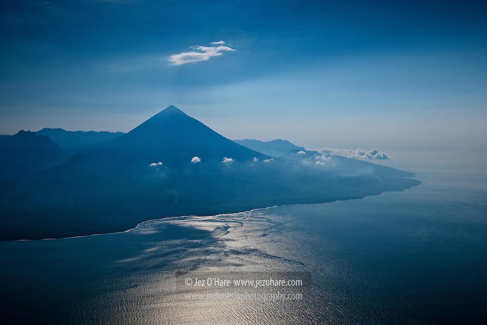Mt. Inerie, Bajawa, Flores, East Nusa Tenggara, Indonesia.