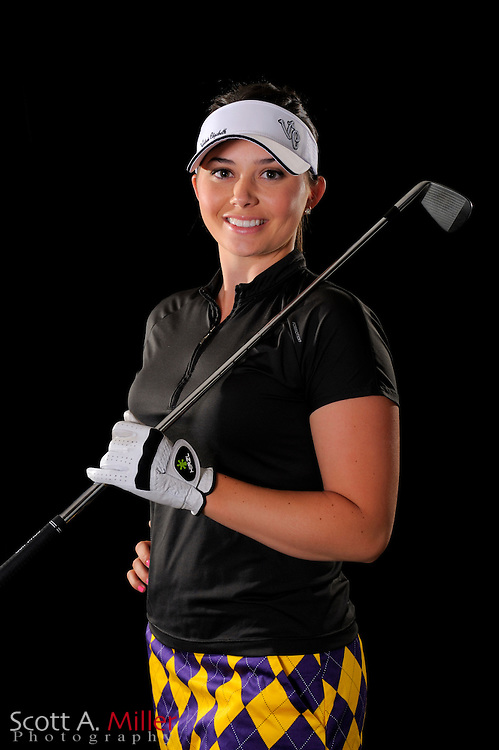 Victoria Elizabeth during a portrait shoot prior to the LPGA Futures Tour's Daytona Beach Invitational at LPGA International's Championship Courser on March 29, 2011 in Daytona Beach, Florida... ©2011 Scott A. Miller