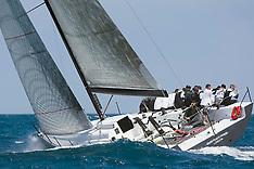 New Mean Machine TP52 Sea Trials