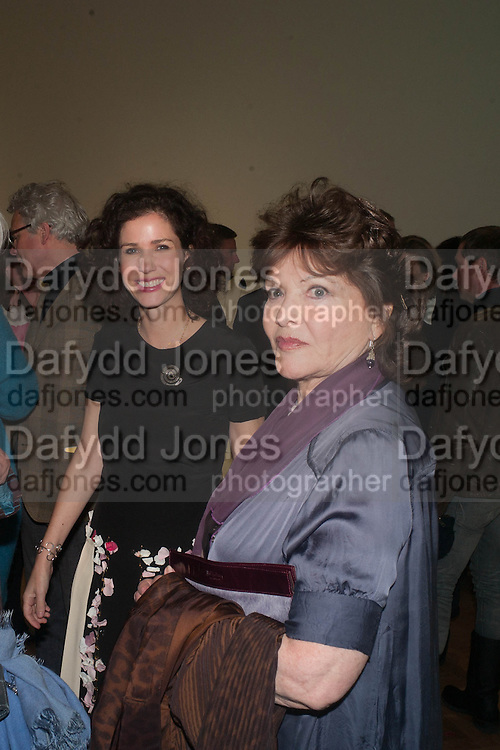 MOLLIE DENT-BROCKLEHURST; LADY ASHCOMBE,  Calder After The War. Pace London. Burlington Gdns. London. 18 April 2013.