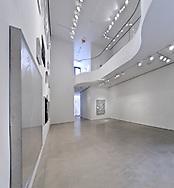 Sperone Westwater Gallery by Foster + Partners, Art work by Heinz Mack, 257 Bowery, Manhattan, New York City, New York, USA