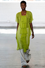 NYFW: Creatures of Comfort Fashion Show - 7 Sep 2017