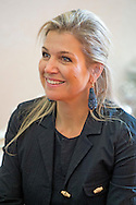 KONINGIN MAXIMA MET OORBELLEN VAN Michelle de Hoogh COPYRIGHT ROBIN UTRECHT