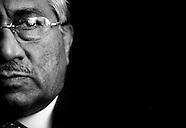 PAK: Pervez Musharraf Portraits