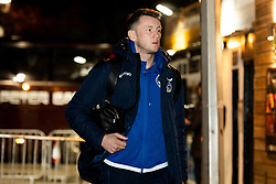 Ollie Clarke of Bristol Rovers arrives at Hayes Lane prior to kick off - Mandatory by-line: Ryan Hiscott/JMP - 19/11/2019 - FOOTBALL - Hayes Lane - Bromley, England - Bromley v Bristol Rovers - Emirates FA Cup first round replay