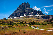 Clements Mountain, Logan Pass, Going to the Sun Road