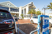 BMW-i Charging Stations at V&A Waterfront