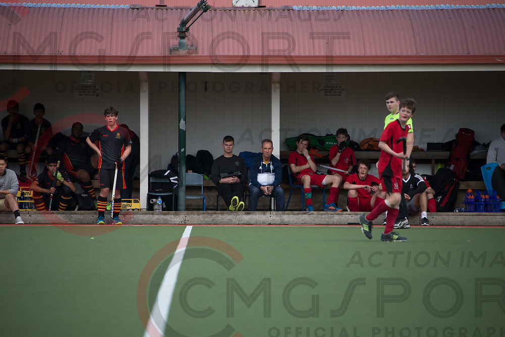 RANKIN CUP HOCKEY<br /> ST BEDE'S v PUKEKOHE HIGH<br /> Gallacher Park Turf, Hamilton<br /> 20170907<br /> Photo Kevin Clarke CMGSPORT<br /> &copy;cmgsport