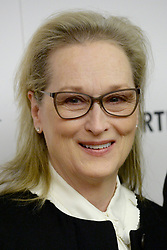 March 22, 2018 - New York, NY, USA - March 22, 2018  New York City..Meryl Streep attending the 'Final Portrait' New York Screening at Guggenheim Museum on March 22, 2018 in New York City. (Credit Image: © Kristin Callahan/Ace Pictures via ZUMA Press)