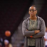 USC Women's Basketball v Albany