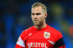 Gustav Engvall of Bristol City - Mandatory by-line: Matt McNulty/JMP - 09/01/2018 - FOOTBALL - Etihad Stadium - Manchester, England - Manchester City v Bristol City - Carabao Cup Semi-Final First Leg