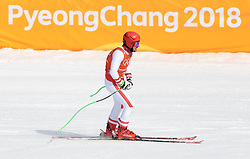 10.02.2018, Jeongseon Alpine Centre, Pyeongchang, KOR, PyeongChang 2018, Ski Alpin, Herren, Abfahrt, Training, im Bild Marcel Hirscher (AUT) // Marcel Hirscher of Austria during the Mens Ski Alpine Downhill Training of the Pyeongchang 2018 Winter Olympic Games at the Jeongseon Alpine Centre in Pyeongchang, South Korea on 2018/02/10. EXPA Pictures © 2018, PhotoCredit: EXPA/ Johann Groder