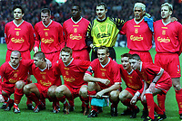 Fotball. UEFA Champions League 2001/2002.<br />