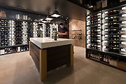Oeno Wines in Cirencester designed by Millar Howard Workshop