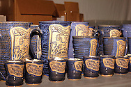 The 2012 Oktoberfest mugs ready for sale during the Preview Party for the 41st annual Oktoberfest at the Dayton Art Institute, Friday, September 21, 2012.  The mugs are reported to be very collectible, with some people attempting to have a complete set.