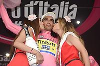 Contador Alberto   - Tinkoff - Saxo  - 19.05.2015 - Etape 10 - Giro 2015<br />Photo : Sirotti / Icon Sport