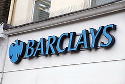 File photo dated 22/04/14 of a London branch of Barclays bank which has been charged by the Serious Fraud Office after its investigation into the bank's emergency fundraising during the financial crisis.