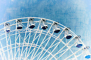 Ferris Wheel, Ocean City, New Jersey with a vintage retro modern scratched textured feel in blue. Series 1. Part of a larger series of images, taken of the Giant  Wheel located on Gillians Wonderland Pier in Ocean City New Jersey in 2012. It is one of the largest ferris wheels on the east coast. Series 1 contains four different colored versions of this image in red, blue, green and purple. If you are interested in purchasing more than one image in the series, contact me at wordplanet@gmail.com and I will provide you with a coupon code to save. in Ocean City New Jersey in 2012. Series 1 contains four different colored versions of this image in red, blue, green and purple. If you are interested in purchasing more than one image in the series, contact me at wordplanet@gmail.com and I will provide you with a coupon code to save.