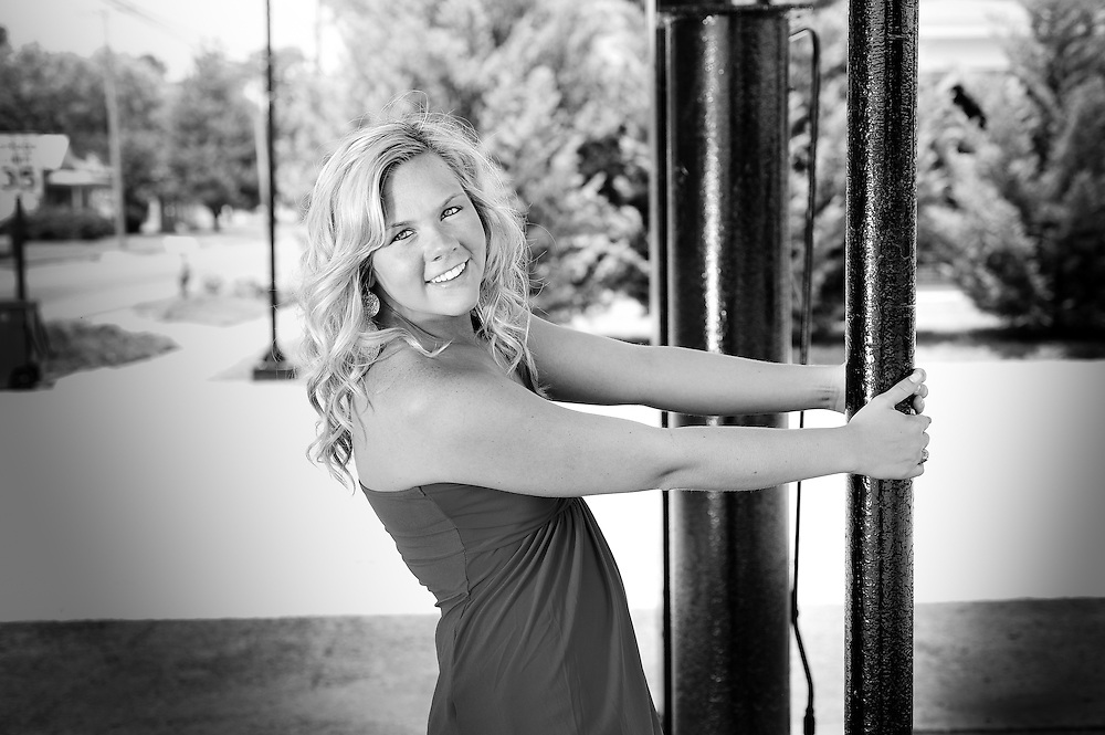 Senior photo shoot for Shelly Carr