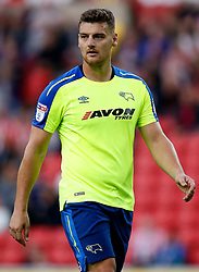 Chris Martin of Derby County - Mandatory by-line: Matt McNulty/JMP - 04/08/2017 - FOOTBALL - Stadium of Light - Sunderland, England - Sunderland v Derby County - Sky Bet Championship