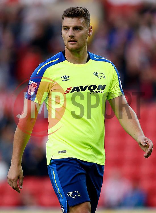 Chris Martin of Derby County - Mandatory by-line: Matt McNulty/JMP - 04/08/2017 - FOOTBALL - Stadium of Light - Sunderland, England - Sunderland v Derby County - Sky Bet Championship