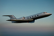 Gulfstream G-II business jet