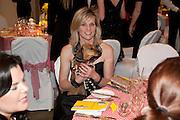 LINDA BARKER, Dogs Trust Honours 2009, A celebration of man's best friend. The Hurlingham Club, Ranelagh Gardens, London, SW6. 19 May 2009.