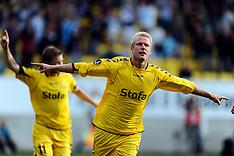 20110806 AC Horsens - AAB Superliga fodbold