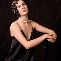 Studio portrait shot at Clock Tower Images Inc. studio.
