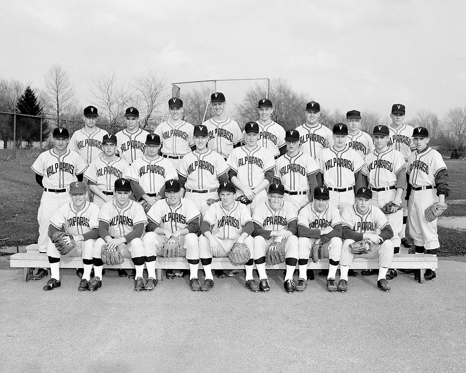 1960 Baseball<br /> Indiana Collegiate Conference<br /> Regular Season Champion