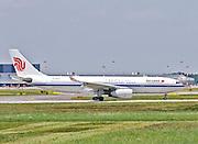 Air China Airbus A330-243 Photographed at Malpensa airport, Milan, Italy
