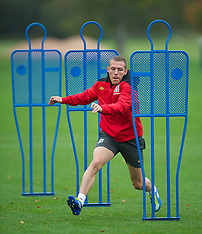 111004 Wales training