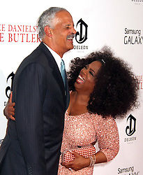 Aug. 5, 2013 - New York, New York, U.S. - OPRAH WINFREY and STEDMAN GRAHAM attend the New York premiere of 'Lee Daniels' The Butler' held at the Ziegfeld Theatre. (Credit Image: © Nancy Kaszerman/ZUMAPRESS.com)