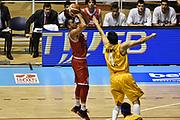 DESCRIZIONE : Torino Lega A 2015-2016 Manital Torino - Grissin Bon Reggio Emilia<br /> GIOCATORE : Pietro Aradori<br /> CATEGORIA : Tiro Tre Punti Three Point Ritardo<br /> SQUADRA : Grissin Bon Reggio Emilia<br /> EVENTO : Campionato Lega A 2015-2016<br /> GARA : Manital Torino - Grissin Bon Reggio Emilia<br /> DATA : 05/10/2015<br /> SPORT : Pallacanestro<br /> AUTORE : Agenzia Ciamillo-Castoria/GiulioCiamillo