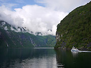 Norway, More og Romsdal, Geiranger fjord