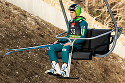 Domen Prevc (SLO) during the Ski Flying Hill Individual Competition at Day 2 of FIS Ski Jumping World Cup Final 2019, on March 22, 2019 in Planica, Slovenia. Photo by Masa Kraljic / Sportida