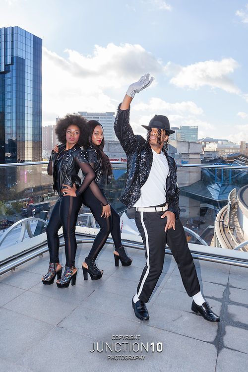 West End hit Thriller Live moonwalks into Birmingham for a three week Christmas season at the ICC courtesy of Town Hall and Symphony Halls.<br />
