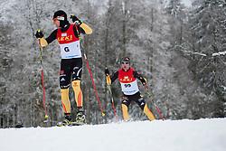 BREM Wilhelm Guide: GRIMM Florian, Biathlon Middle Distance, Oberried, Germany