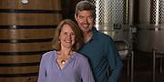 Lynn & Ron Penner-Ash, Penner-Ash Winery, Willamette Valley, Oregon