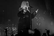 Bebe Rexha and Daniel Skye perform at Trees in Dallas, Texas on March 1, 2017.